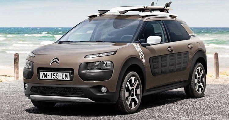 Next Citroen C3 Might Get Cactus Style Airbumps Carscoops Citroën C4 Citroen Citroën C3