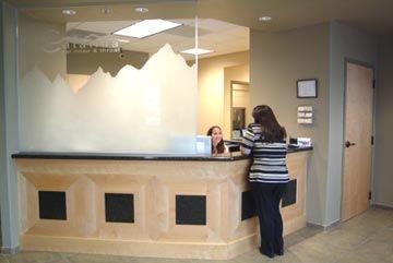 Images Medical Office Reception | Medical Reception Desk