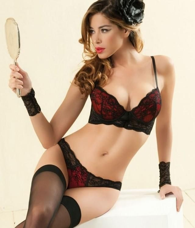 Hot lingerie photos