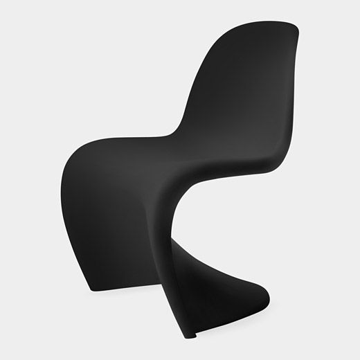 Panton Chair By Verner Panton 1960 Panton Chair Game Room Chairs Wooden Office Chair