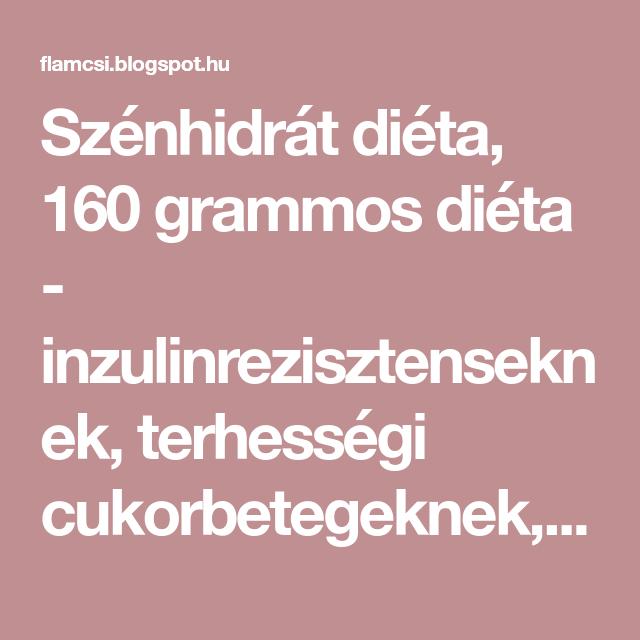 étrend diétázóknak)