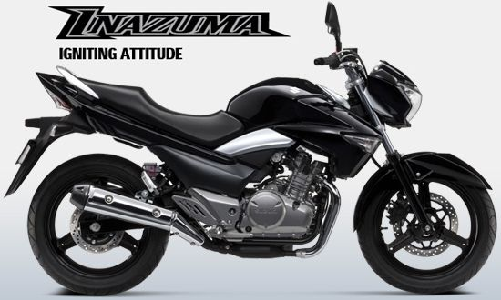 Suzuki Inazuma Price And Specifications In India Beginner