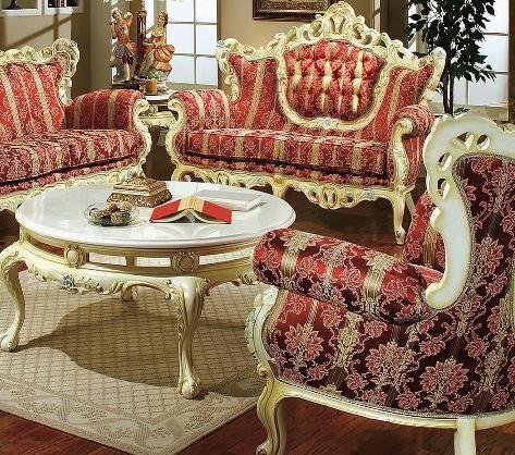 Victorian Living Room Furniture