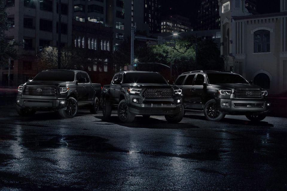 Toyota Nightshade Trucks & SUVs Toyota Toyota