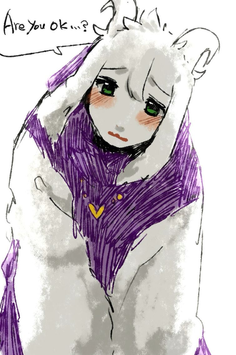 Asriel of the ruins