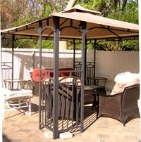 Costco Caravan Signature Series Gazebo Replacement Canopy & Costco Caravan Signature Series Gazebo Replacement Canopy ...