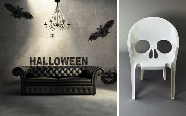 Decofilia te trae más de 40 ideas para decorar en Halloween. Adornos, estética, cupcakes, calabazas, DIY... Todo vale para la noche de las brujas.