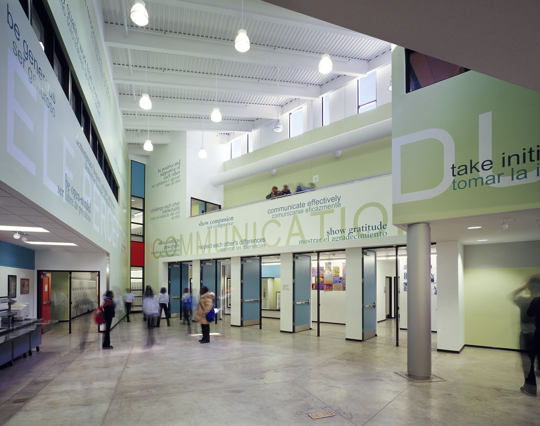 Perspectives Charter School Chicago   P+W