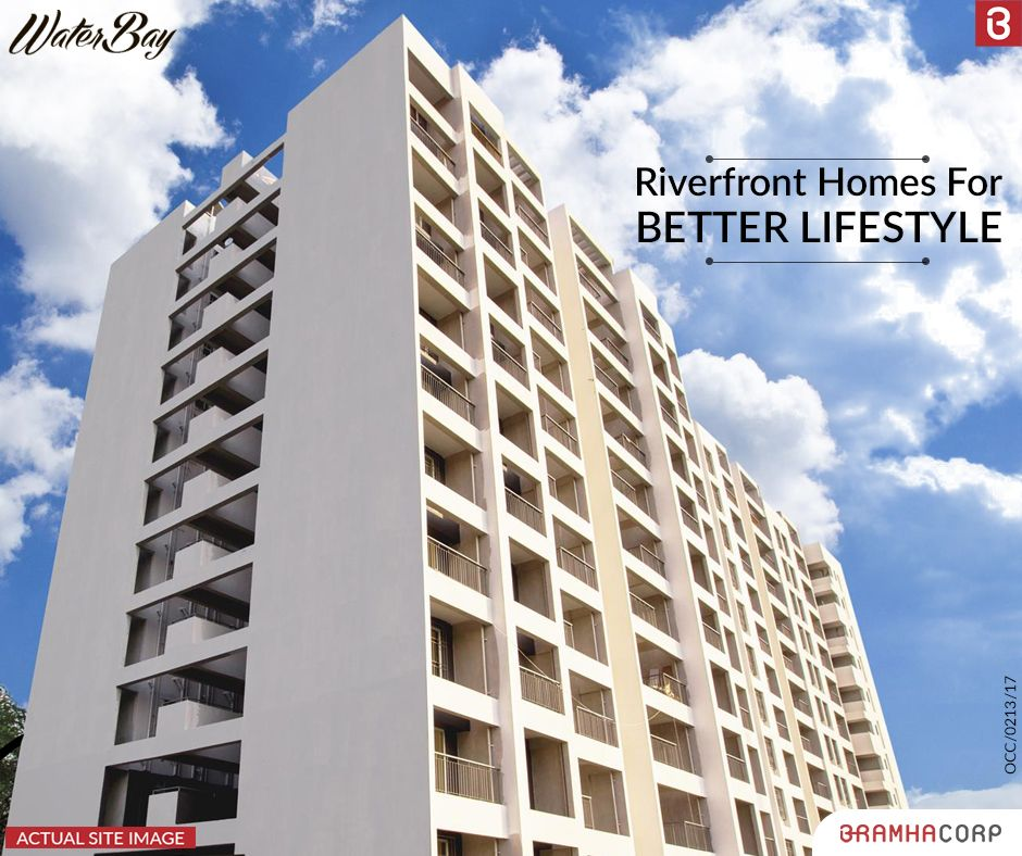 Riverfront Apartments: Experience A Delightful Lifestyle With Exclusive 1&2BHK