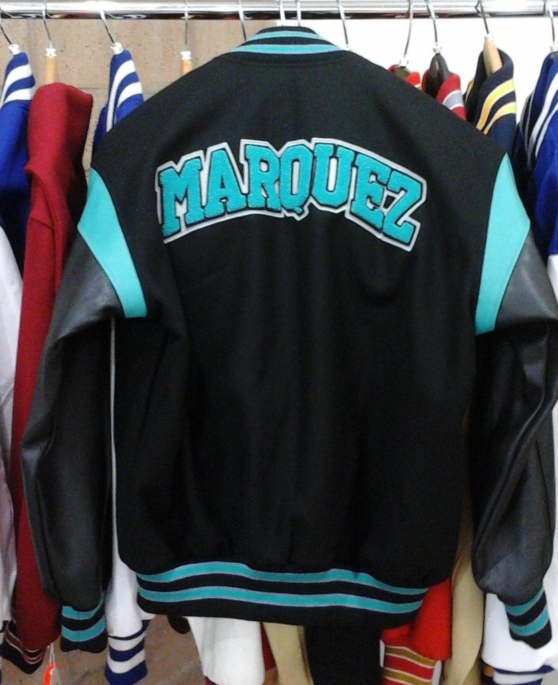 Varsity Jacket by Carrasco Sports Gear for Evergreen