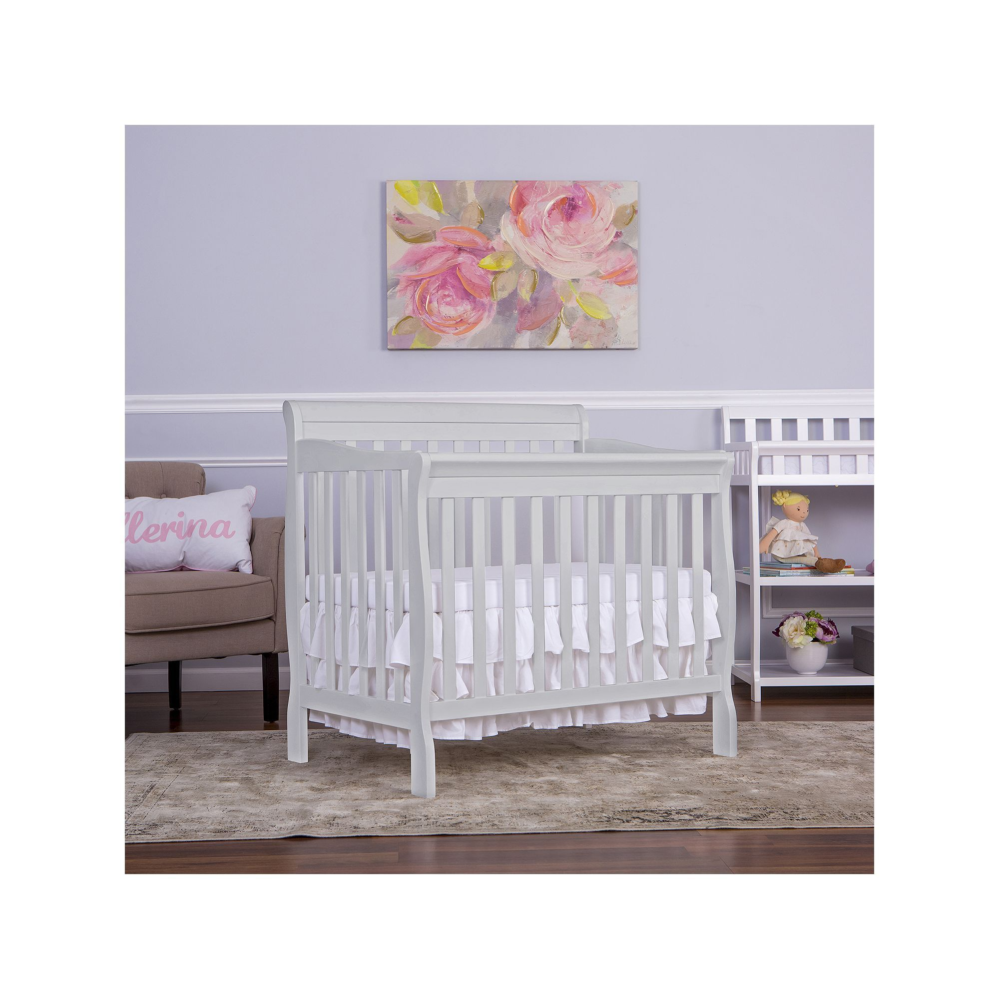 mini pioneering reviews beautiful well with antique as babyletto crib wayfair origami portable blankets baby wheels swaddlings cribs