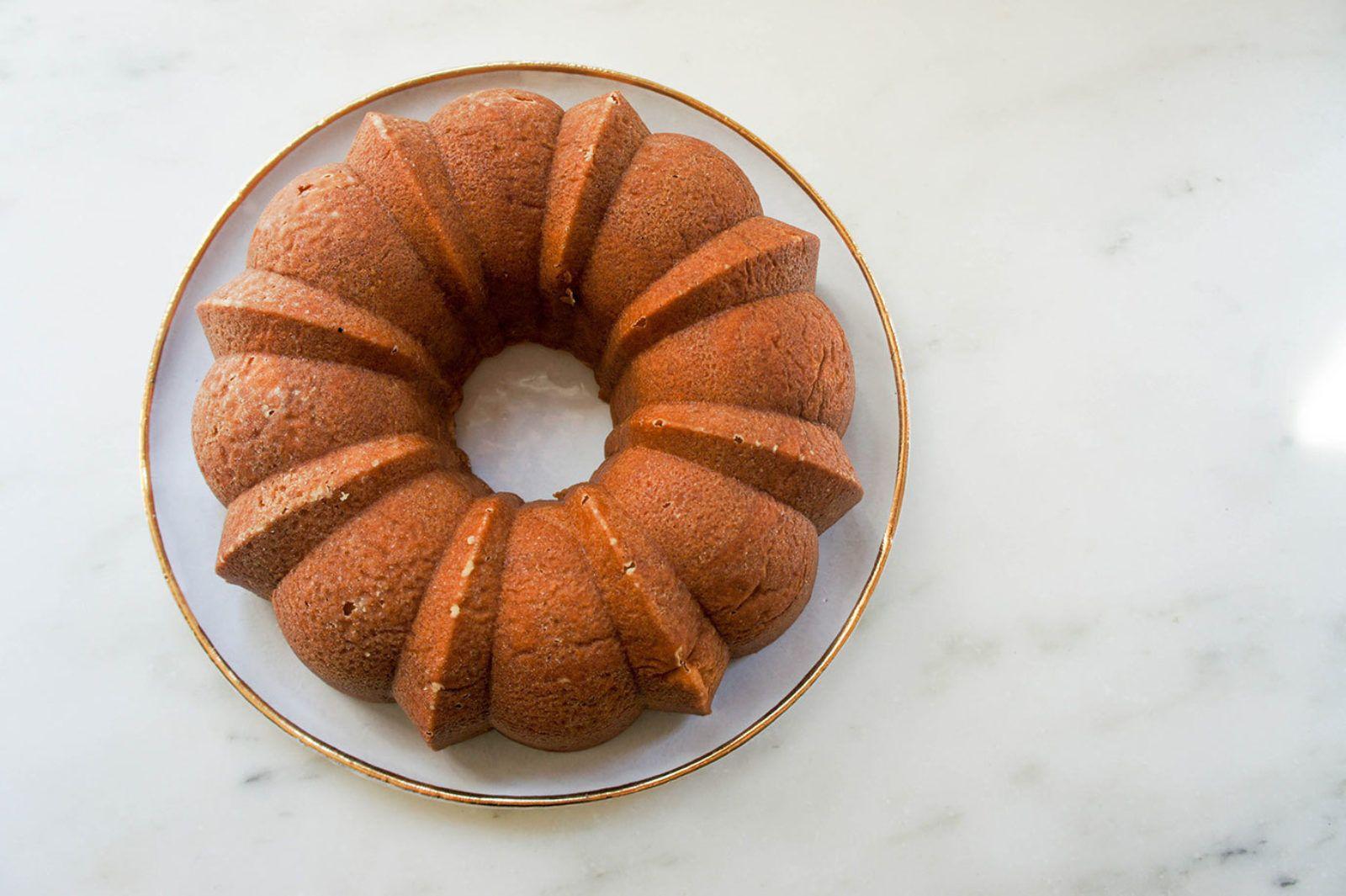 Lemon Buttermilk Pound Cake Recipe Baking Cakes Pinterest