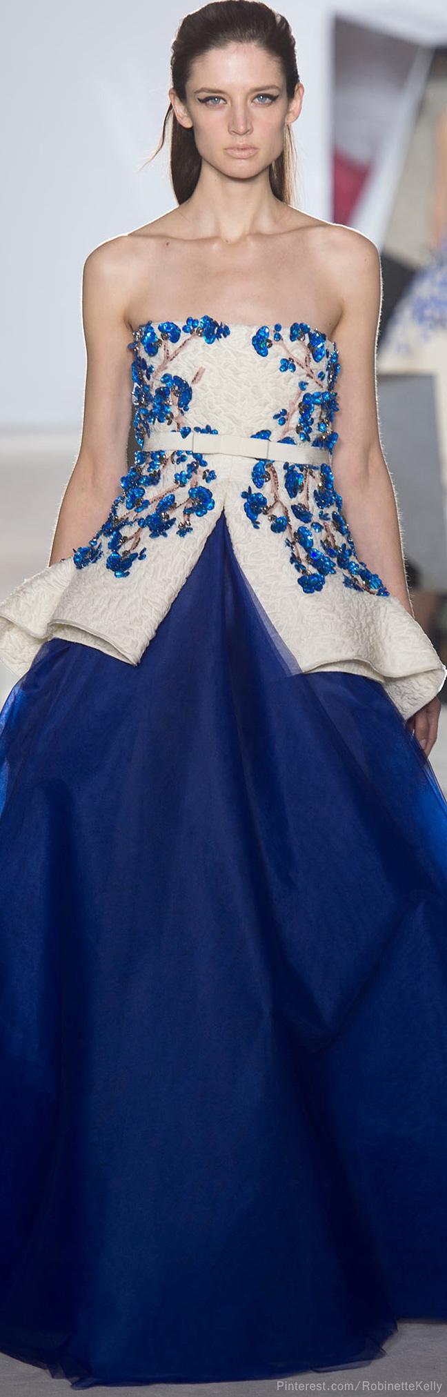 Giambattista Valli Haute Couture | S/S 2014