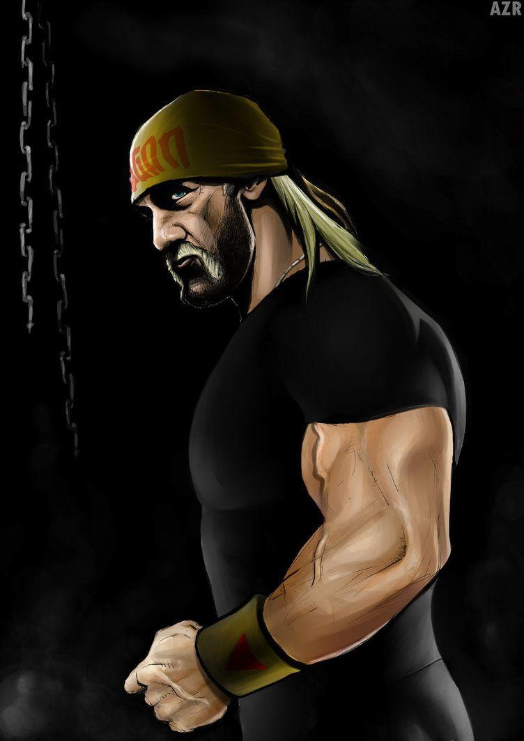 Hulk Hogan Kunst