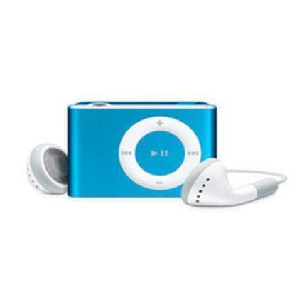 Mini MP3 Player com Clip  . Toca músicas aleatoriamente  . Recarregável  . Acompanha carregador USB e fone de ouvidos.