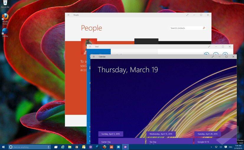 Microsoft details workaround to fix issue on Mail, Calendar