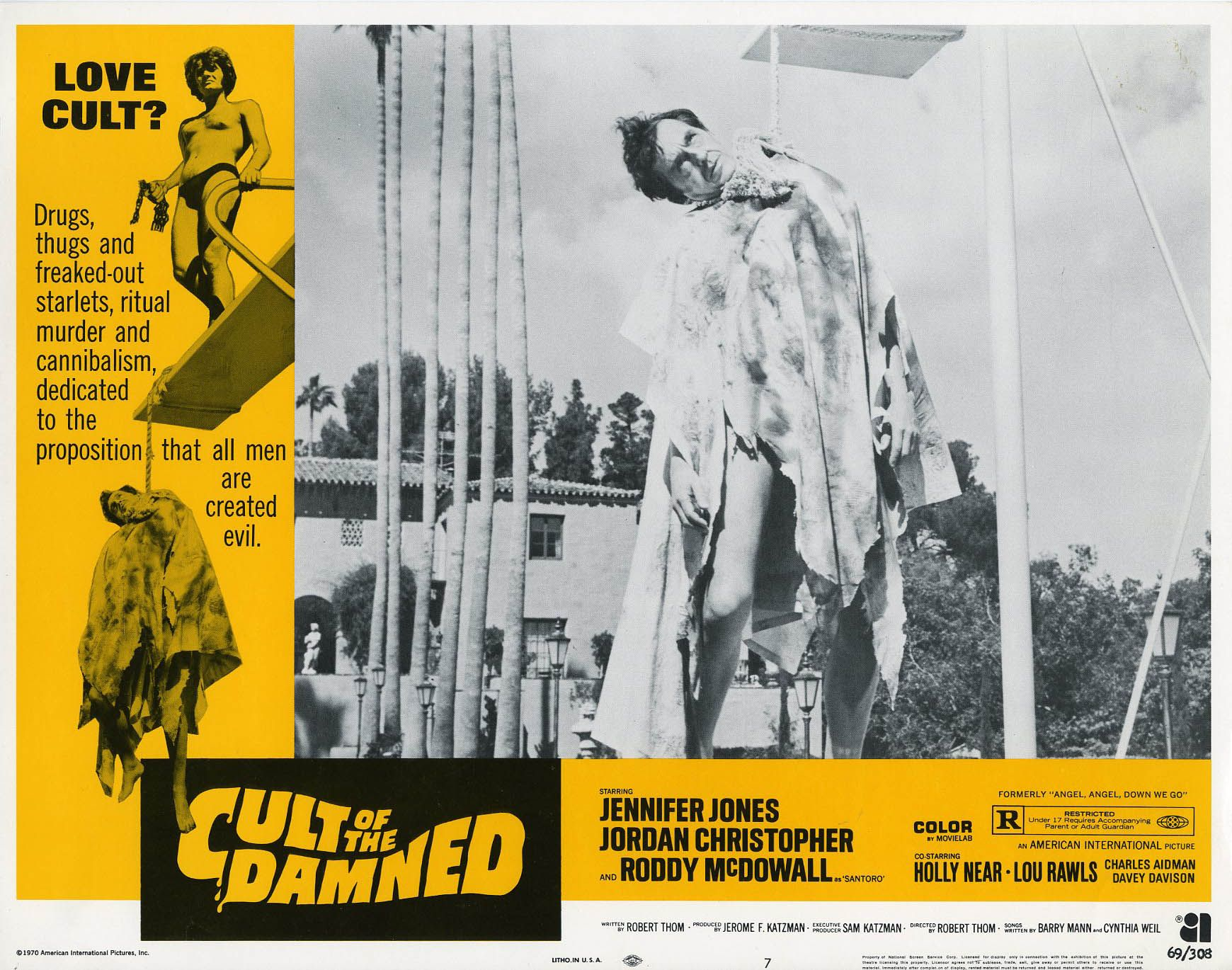 Cult of the Damned (1969)