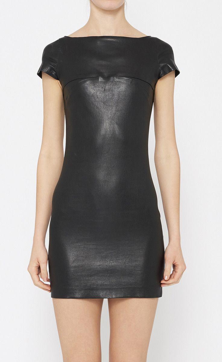 Elise Overland Black Dress VAUNTE Fashion, Clothes