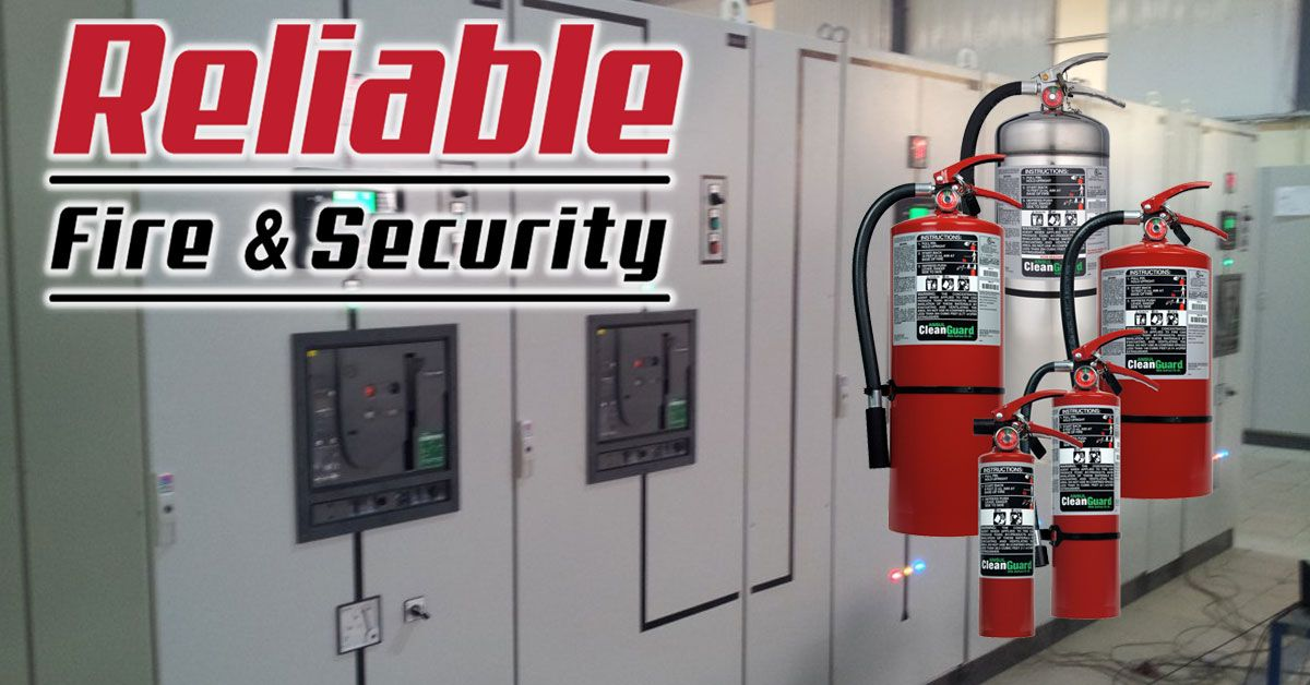 Fire Protection Solutions Fire Extinguisher Service Fire Protection Server Room