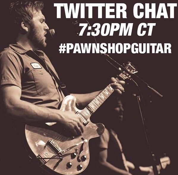 Logan Mize reveals all his secrets in this Twitter Q and A! Check out his answers below! #loganmize #pawnshopguitar