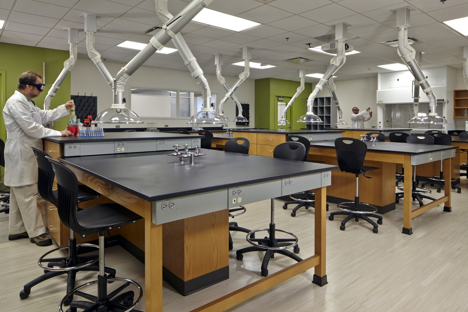Georgia Gwinnett College #tvsdesign http://bit.ly/1NqvkTx laboratories education