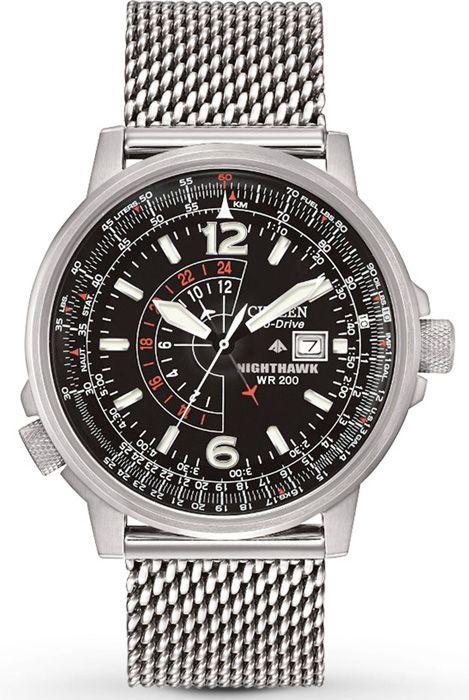 BJ7008-51E, BJ700851E, Citizen nighthawk watch, mens