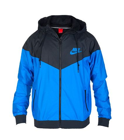 NIKE WINDRUNNER JACKET - Blue - NIKE