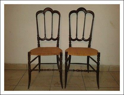 Sedie Chiavarine ~ Italian campanino chair by chiavari giuseppe gaetano descalzi
