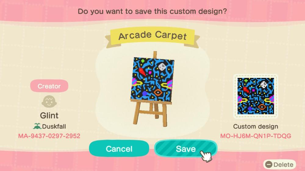 Custom Designs Animal Crossing New Horizons Animal Crossing Game Animal Crossing Qr Codes Animal Crossing