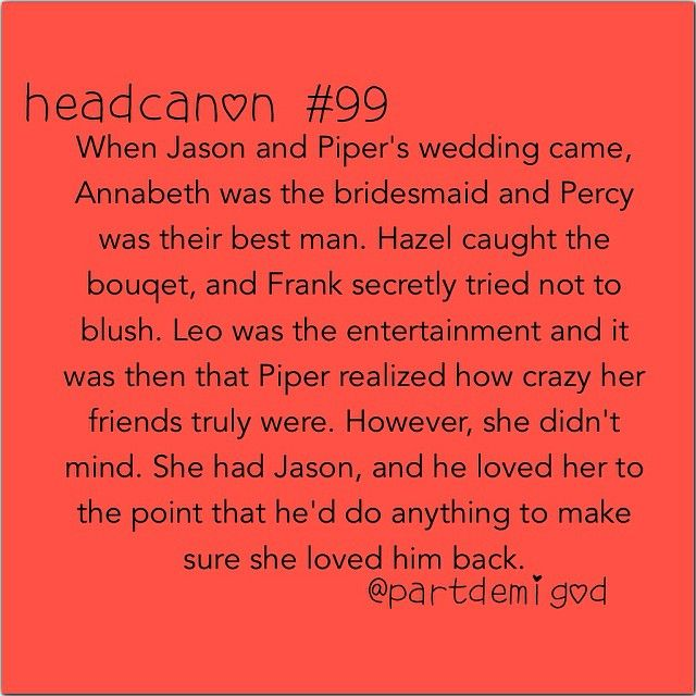 Jasper Percabeth Frazel And Then Theres Leo Percy