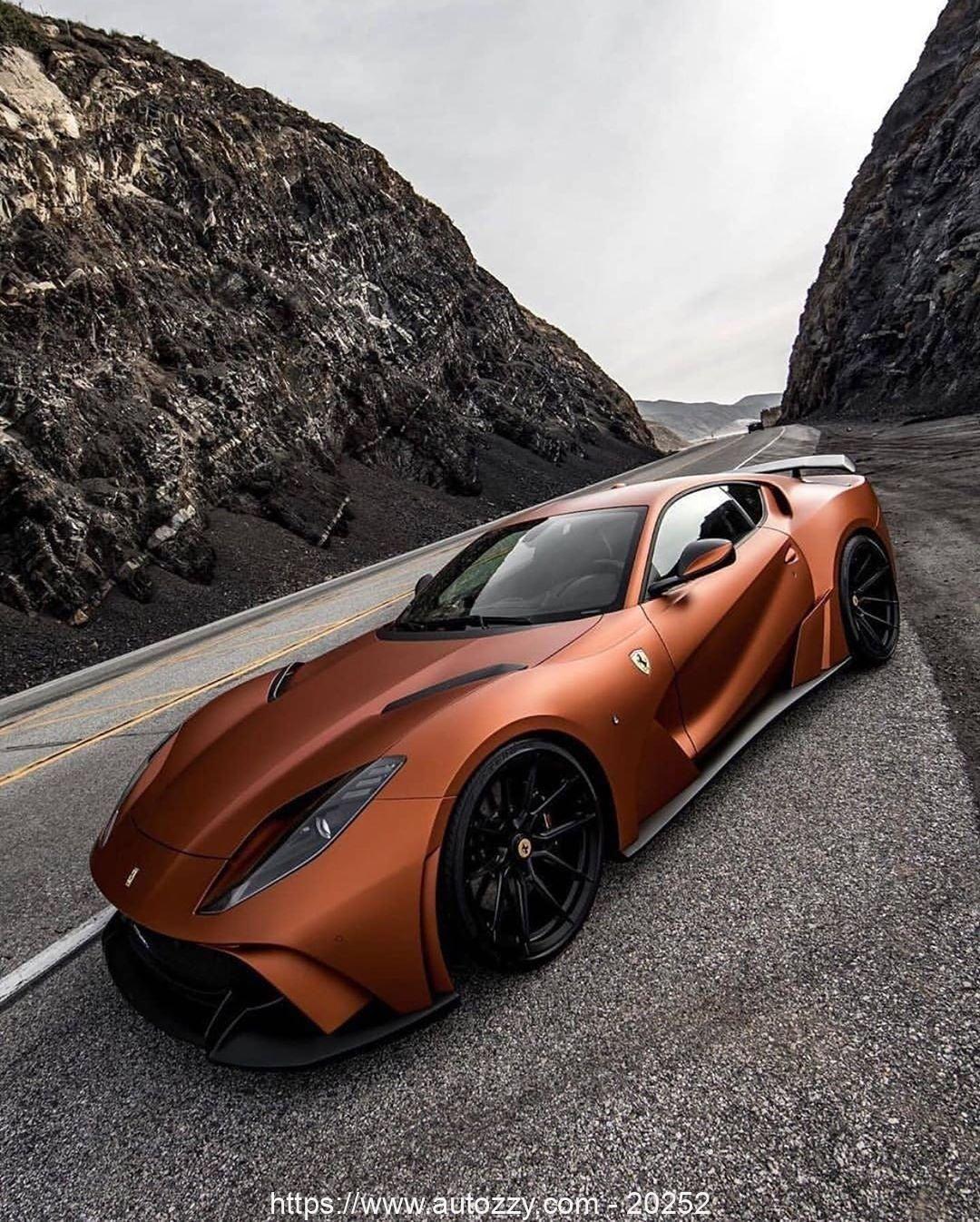 Novitec 812 Superfast Raw Automatic Automotive Cars Drive Automatic Automotive In 2020 Car Vehicles Classic Cars