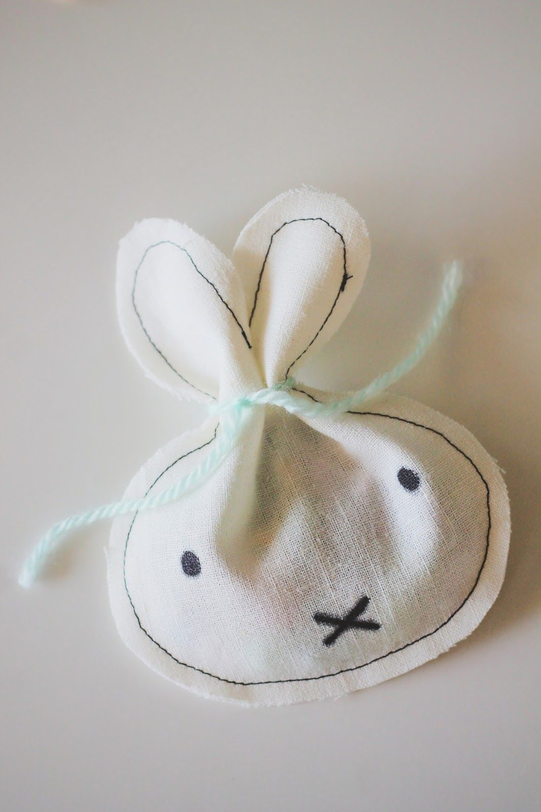 Miffy Inspired Treat Bags
