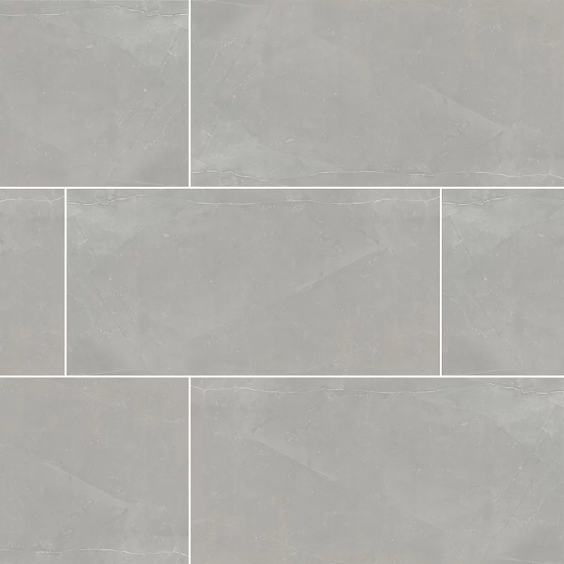 Sande Grey 12 X 24 Polished Porcelain Tile In 2020 Polished Porcelain Tiles Gray Porcelain Tile Modern Floor Tiles