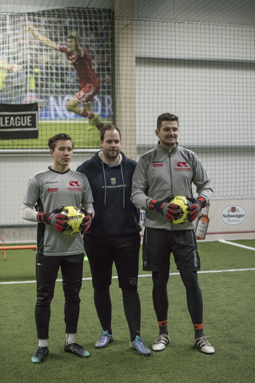Torwarthandschuhe Tormannhandschuhe Goalkeeper Gloves