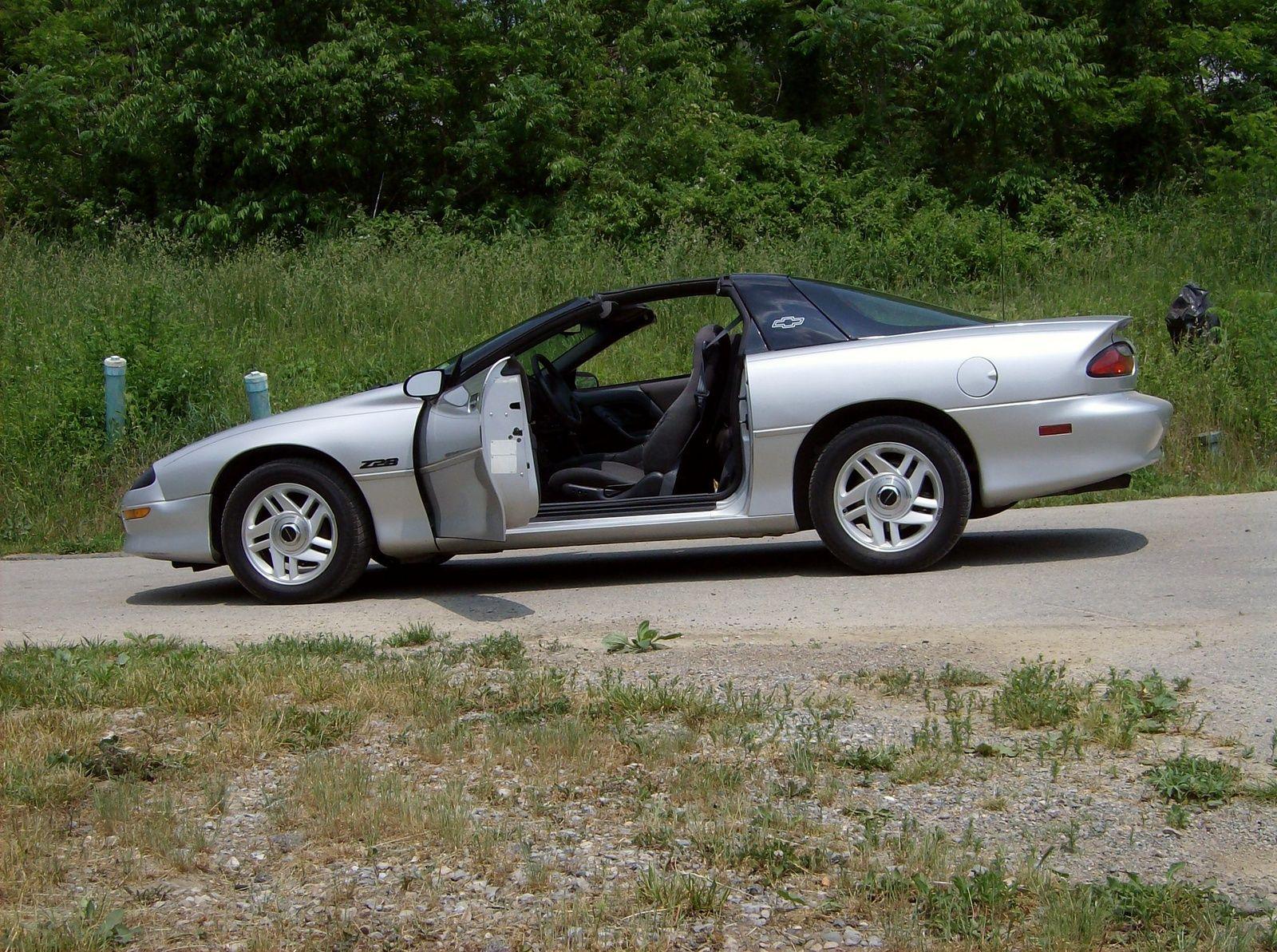 Picture Of 1995 Chevrolet Camaro Z28 Exterior Engine Camaro