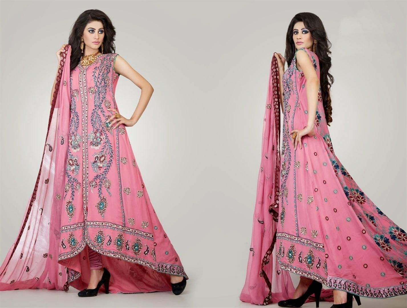 simple pakistani wedding dress couture - Jixy Wedding | Wedding ...