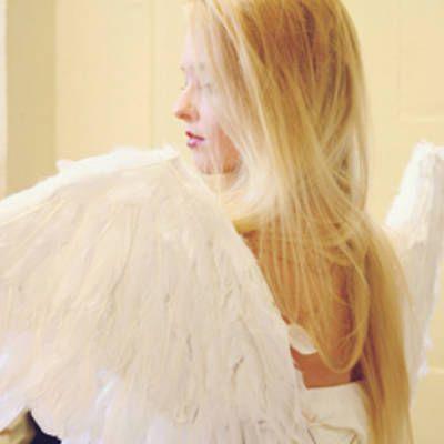 Tuesday Ten How to Flatter Your Figure Halloween crafts, Angel - angel halloween costume ideas