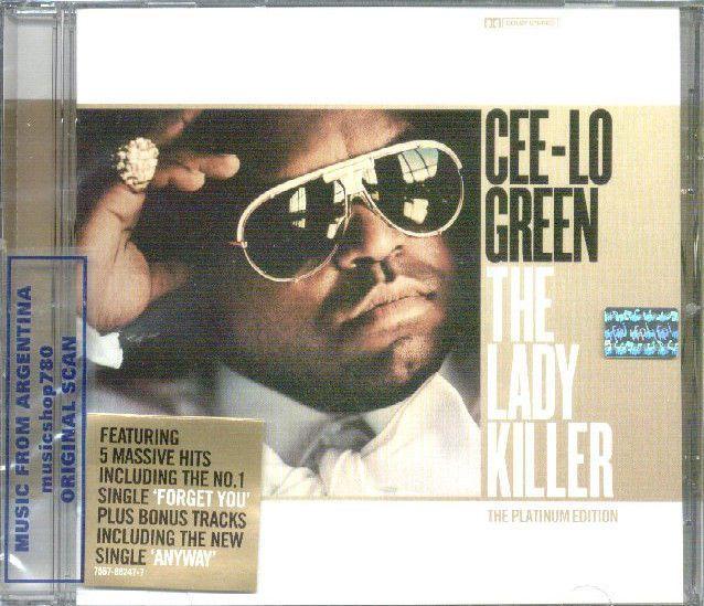 Cee lo green the lady killer 3 bonus tracks platinum edition cee lo green the lady killer 3 bonus tracks platinum edition sealed cd new malvernweather Image collections
