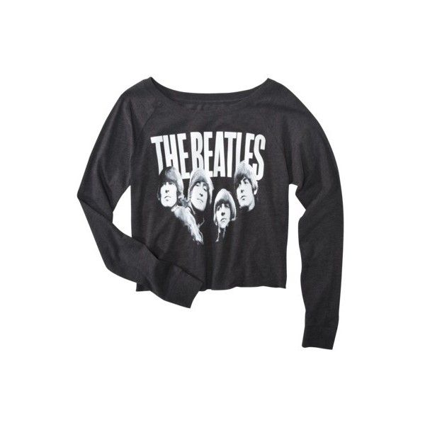 beatles long sleeve t shirt