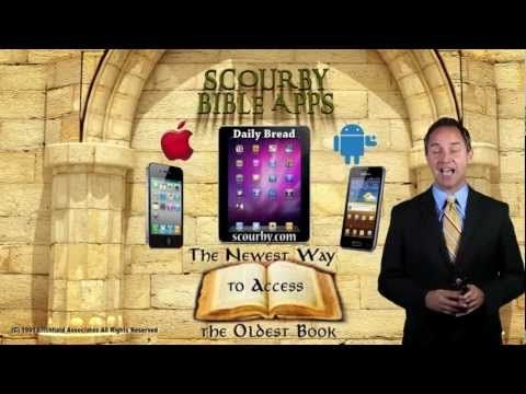 Scourby Audio Bible Study APP John 11734 KJV Audio