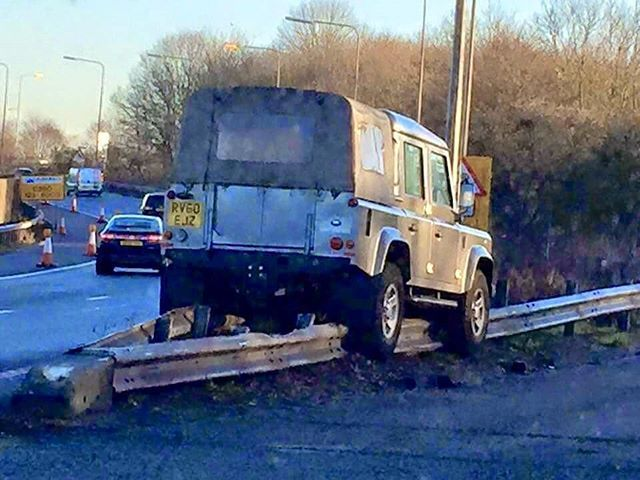 Land Rover Defender Park Wherever You Like With Images Land