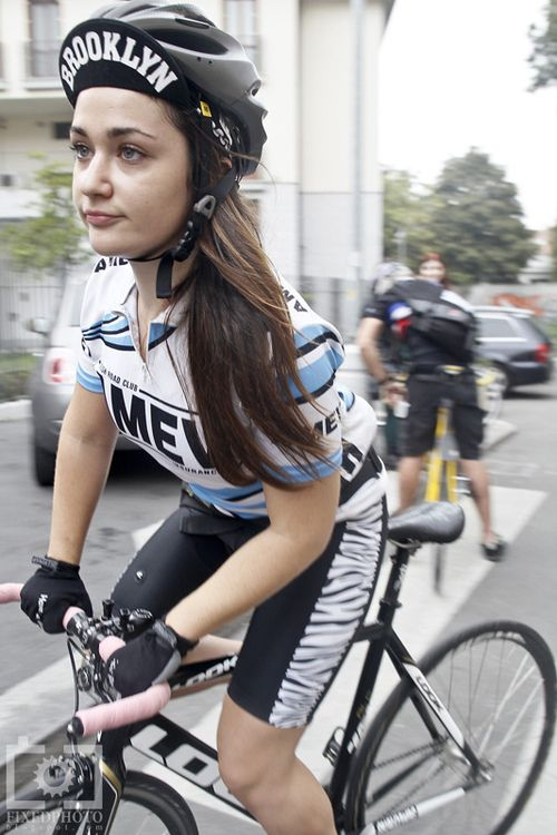 Let S Ride Bicycle Girl Cycling Fashion Cycling Outfit