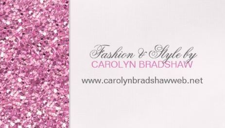 Soft Bokeh Glitter Sparkles Business Card Lugares Purpurina Y Amor