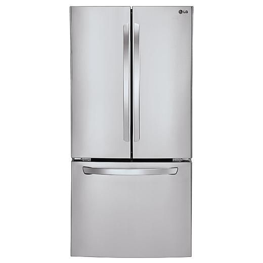 LG 23.6 Cu. Ft. French Door Refrigerator w/ Smart Cooling