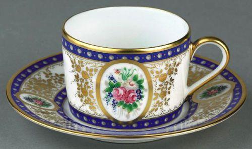 Princesses Alice Tea Cup & Saucer