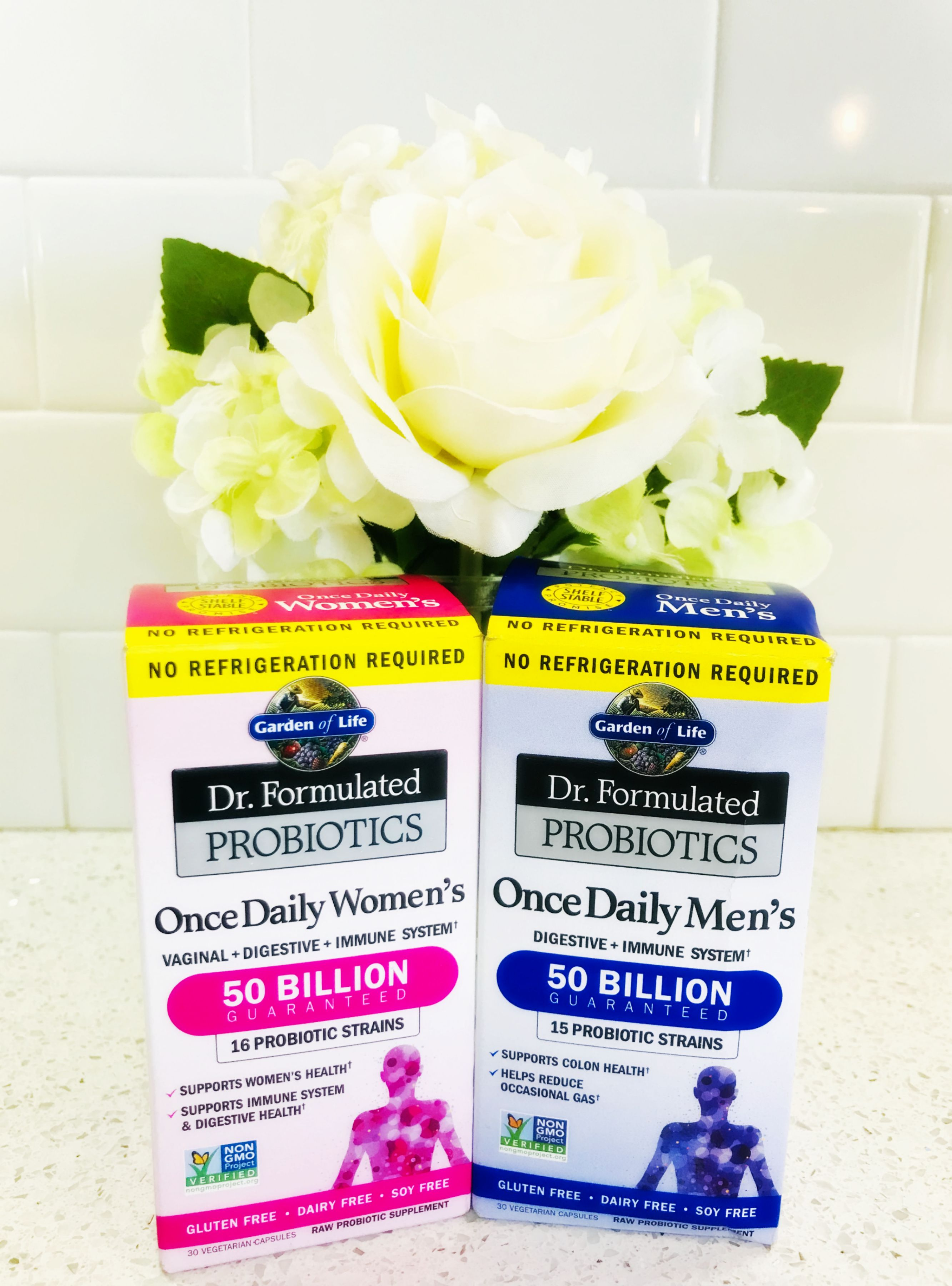 Support Your Gut Health with Garden of Life's Dr