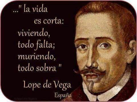 Lope De Vega Lope De Vega Lope De Vega Poemas Y Vegas