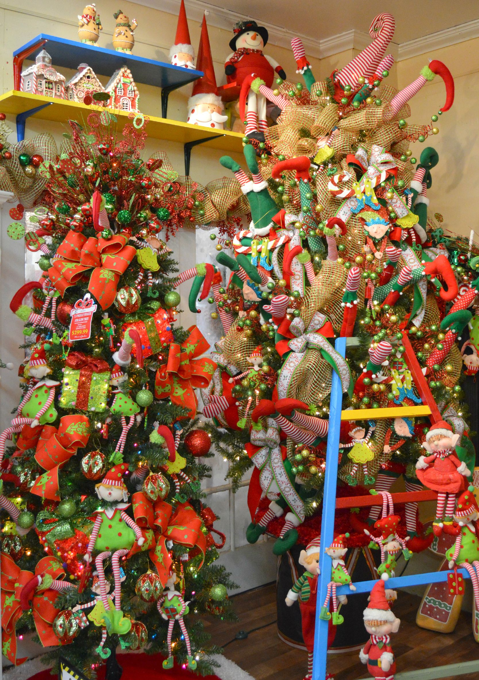 Elf Kiddie Christmas At Ellis Home And Garden
