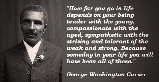 Humility Is Power George Washington Carver Quotes George Washington Quotes George Washington Carver