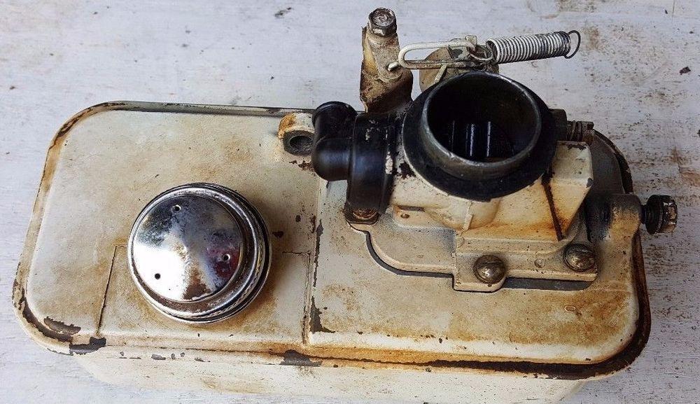 Briggs Stratton Snapper 3 4hp Mower Fuel Gas Tank Carburetor Fuel Gas Gas Tanks Fuel